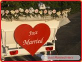 Just Married Herz